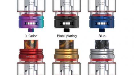 Smok TFV16 Tank vs Smok TFV16 Coils Review