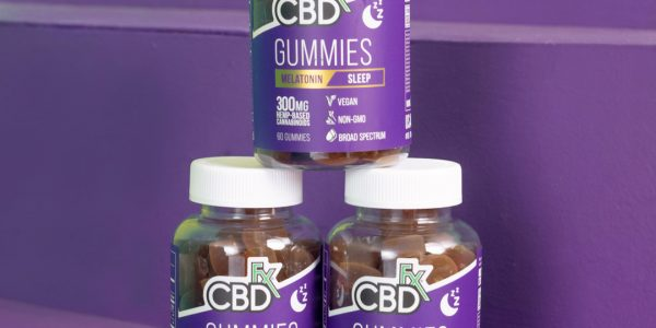 CBD Gummies for Sleep with Melatonin by CBDFX Review